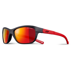 Julbo Player L Spectron 3CF Lunettes de soleil 6-10 ans Enfant, black/red-multilayer red